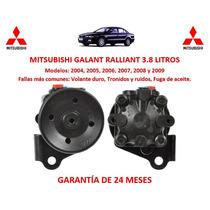 Bomba Licuadora Hidraulica Mitsubishi Galant 3.8lts 2009