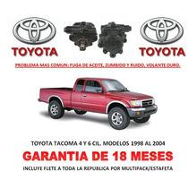 Bomba Licuadora Direccion Hidraulica Toyota Tacoma Au1