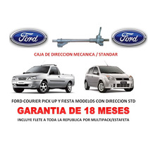 Caja Direccion Mecanica Standar Cremallera Fiesta Courier