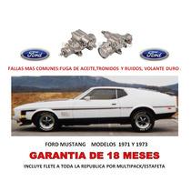 Caja Direccion Hidraulica Sinfin Ford Mustang 71-73 Au1