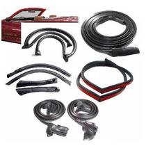 Kit De Hules Para Camaro Convertible 87 88 89 90 91 92