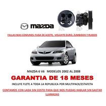 Bomba Licuadora Direccion Hidraulica P/caja Mazda 6 V6 Omm