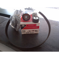 Kit Distribución Con Bomba De Agua Platina Clio Kangoo