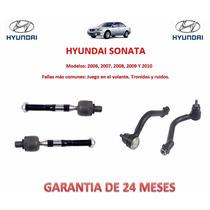 Bieletas/terminales Dirección Hidráulica Hyundai Sonata 2006