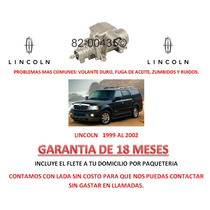 Caja Direccion Hidraulica Sinfin Lincoln Navigator 99-02 Vmj