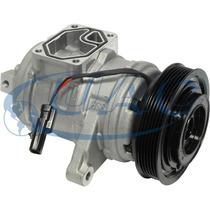 Compresor Nuevo Jeep Grand Cherokee Wrangler 99-04 Clima