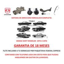Sistema Completo Direccion Hidraulica Dodge Dart 1975