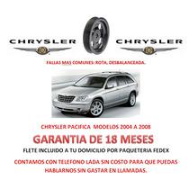 Polea P/ Licuadora Direccion Hidraulica Chrysler Pacifica