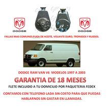 Bomba Licuadora Direccion Hidraulica P/caja Dodge Ram Van
