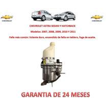 Bomba Licuadora Direccion Electrohidraulica Chevrolet Astra