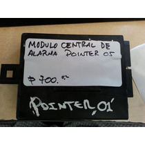 Modulo Central De Alarma De Volkswagen Pointer 2005