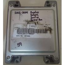 Computadora 2002 - 2004 Cavalier Saturn Sunfire Ecu Ecm Pcm