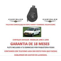 Bomba Licuadora Direccion Hidraulica Chrysler Voyager 90-94