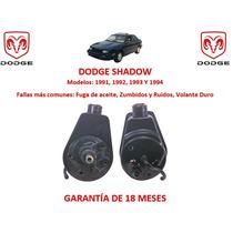 Bomba Licuadora Direccion Hidraulic Dodge Shadow 1992