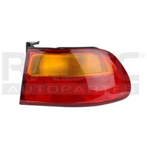 Calavera Honda Ext Izquierda Civic 1992-1993-1994-1995 3p