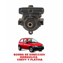 Bomba De Direccion Hidraulica Licuadora Chevy 2000