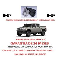 Bomba Licuadora Direccion Hidraulica P/caja Hummer Ht3 Omm