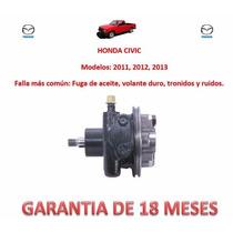 Bomba & Polea Direccion Hidraulica Mazda B2000 1986