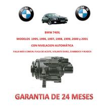 Bomba Licuadora Direccion Hidraulica Bmw 740il 1995-2001