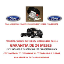 Bomba Direccion Licuadora Hidraulica Ford 450 Super Duty Sp0