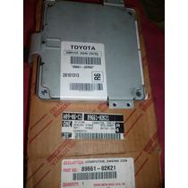 Computadora Toyota Corolla 05 08 #89661-02r60
