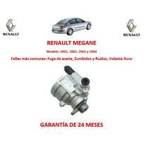 Bomba Licuadora Direccion Hidraulica Renault Megane 2003