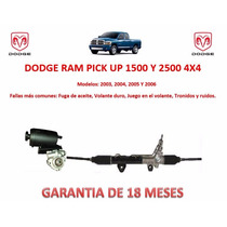 Bomba Y Caja Direccion Hidraulica Dodge Ram Pick Up 2006