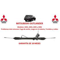 Caja Direccion Hidraulica Cremallera Mitsubishi Outlander 05