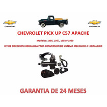 Kit Direccion Hidraulica Completo Chevrolet Pick Up Apache
