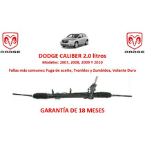 Caja Direccion Hidraulica Cremallera Dodge Caliber 2.0 2007