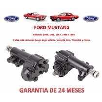 Caja Sinfin Direccion Mecanica Ford Mustang 65-69 Lbf