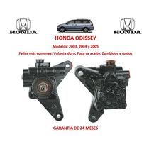 Bomba Licuadora Direccion Hidraulica Honda Odyssey 2003