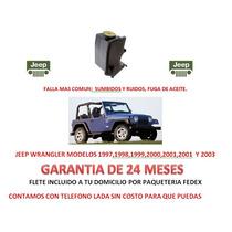 Deposito Bomba Direccion Hidraulica P/caja Jeep Wrangler Omm