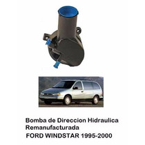 Bomba De Direccion Licuadora Ford Windstar 1996