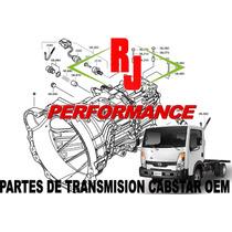 Partes De Transmision Nissan Cabstar Original Nuevo