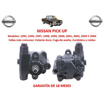 Bomba Licuadora Direccion Hidraulica Nissan Pick Up 89-96