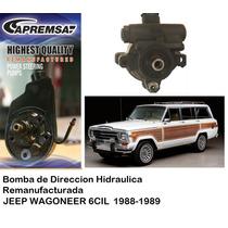 Bomba De Direccion Hidraulica / Licuadora Jeep Wagoner