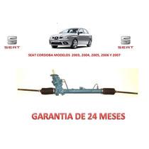 Caja Direccion Hidraulica Cremallera P/ Bomba Seat Cordoba