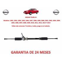 Caja Direccion Mecánica Cremallera Nissan Tsuru 1992-1993