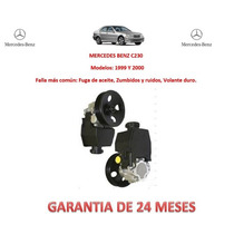 Bomba Licuadora Direccion Hidraulica Mercedes Benz C230 1999