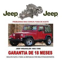 Caja Sinfin Direccion Hidraulica P/licuadora Jeep Wrangler