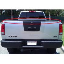Tapa / Moldura De La Batea Nissan Titan 2004 - 2012 Nueva!!!