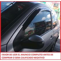 Deflectoreas Botaguas Peugeot 206 Y 207 Compact 2 Puertas
