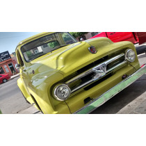Kit De Hules Para Puertas Y Vidrios Ford Pick Up 55