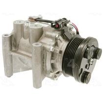 Compresor A/c 2001 Lincoln Ls 3.0l Everco New Ac Sku 858460