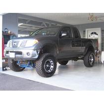 Suspensión 5 Pul Calmini 2wd, Nissan Frontier 2005-2014 4x4