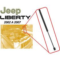 02-07 Jeep Liberty Piston Hidraulico Para Cofre Izquierdo
