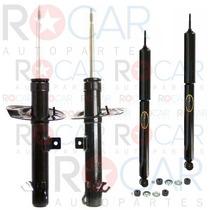 Amortiguadores Delanteros Y Traseros Ford Focus 2006 - 2011