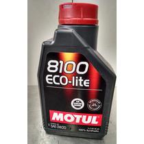 Motul Aceite Motor Sintetico 8100 Eco-lite Sae0w20 - 1lt