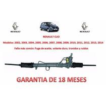 Caja Direccion Hidraulica Cremallera /bomba Renault Clio
